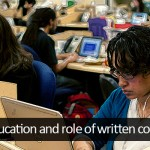 University Education and Role of Written Communication