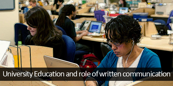 University-Education-and-role-of-written-communication