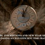 Academic Inscriptions and New Year Shopping: Managing such in efficient timeframe