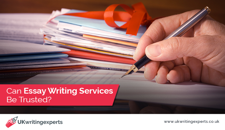 trusted essay writing service