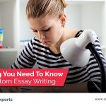 now about custom essay writing